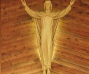 Risen Jesus--Blessed Sacrament Church, Cocoa, FL