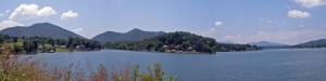 Mountain Lake  - Click to enlarge.