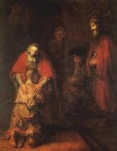 Rerutn of the Prodigal