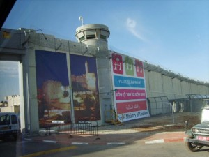 The Wall that Imprisons Palestinians
