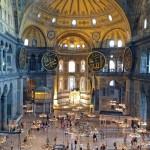 Hagia Sophia Istanbulc. J. P. Mahon, 2012