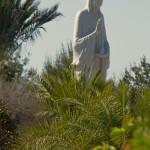 Avalokitesvara – the Bodhisattva of Compassion and Wisdom (White Sands Buddhist Center, Mims, FL)