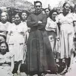 Archbishop Romero with the People