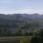 Spring Mountain Morning c. J. P. Mahon, 2003