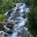 Glen Falls, NC leveling a mountain c. J. Patrick Mahon
