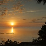 Sunrise over Indian River Lagoon, FL